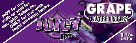 Juicy Jay's Grape - 1.25