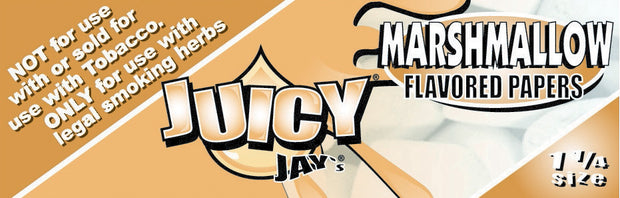 Juicy Jay's Marshmallow - 1.25