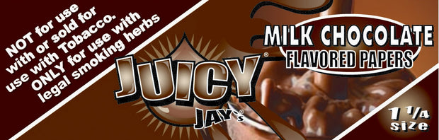 Juicy Jay's Milk Chocolate - 1.25