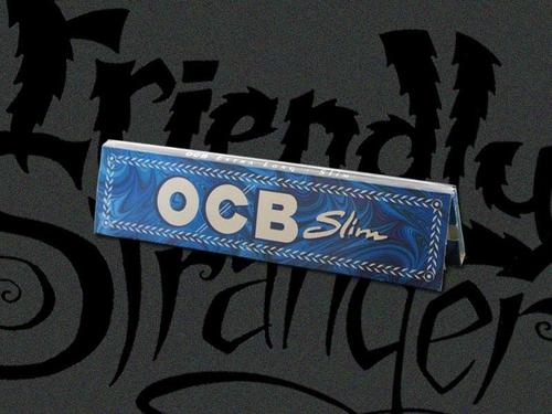 OCB King Slim BLUE