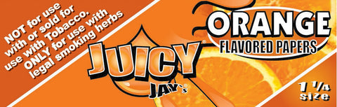 Juicy Jay's Orange Rollies - 1.25