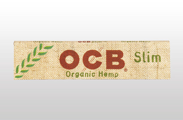 OCB Organic Hemp - King Size Slim