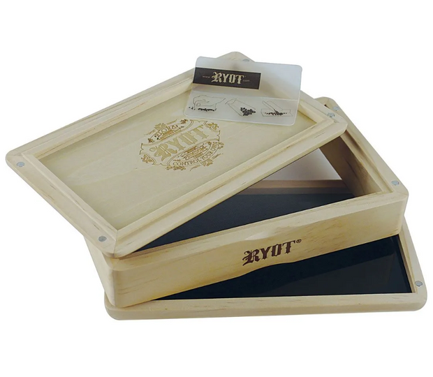 RYOT Solid Top Sifter Box - Medium