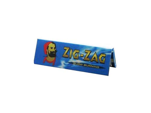 Zig Zag 1.0 Hemp and Flax