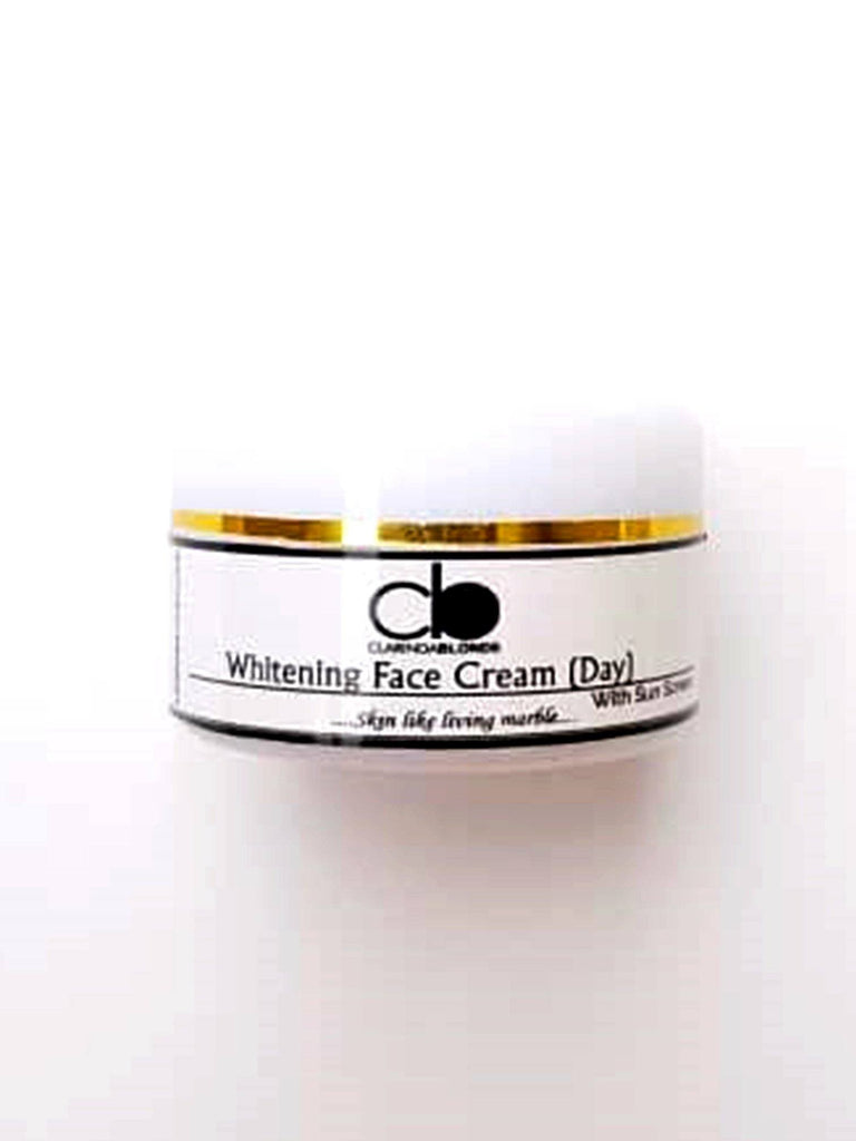 Whitening Face Cream (Day) Skin Care Clarinda Blonde