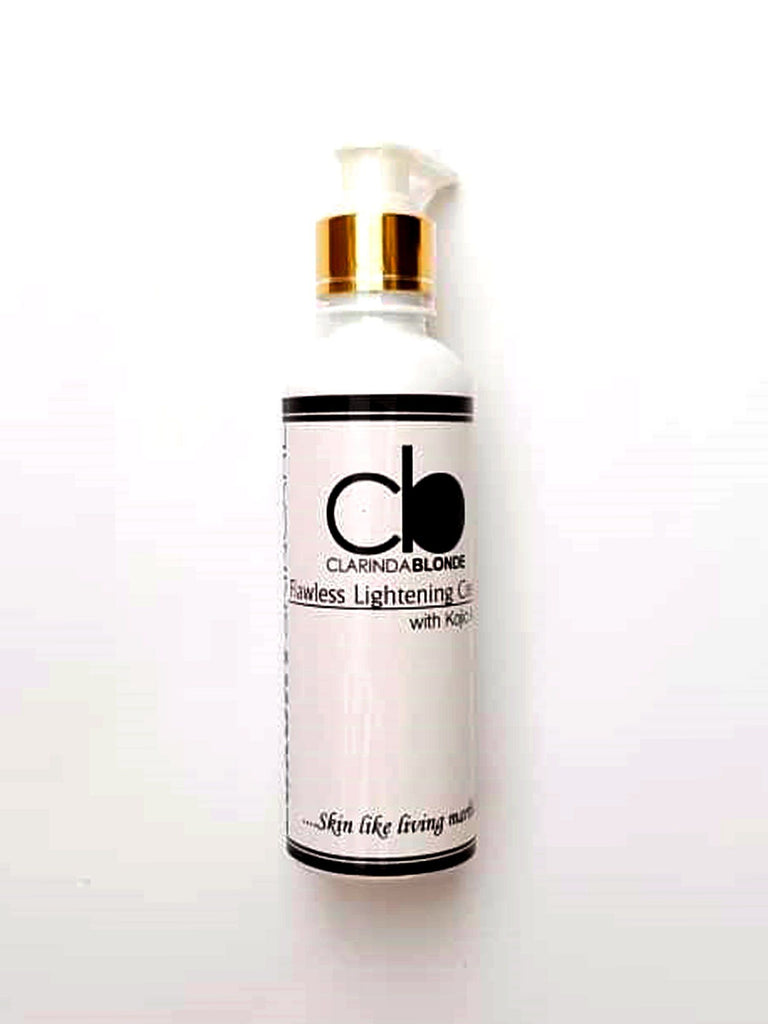 Flawless Lightening Lotion 250ml - Shop Human hair wigs, Skin care & 3D eye-lenses/Eyelashes online!