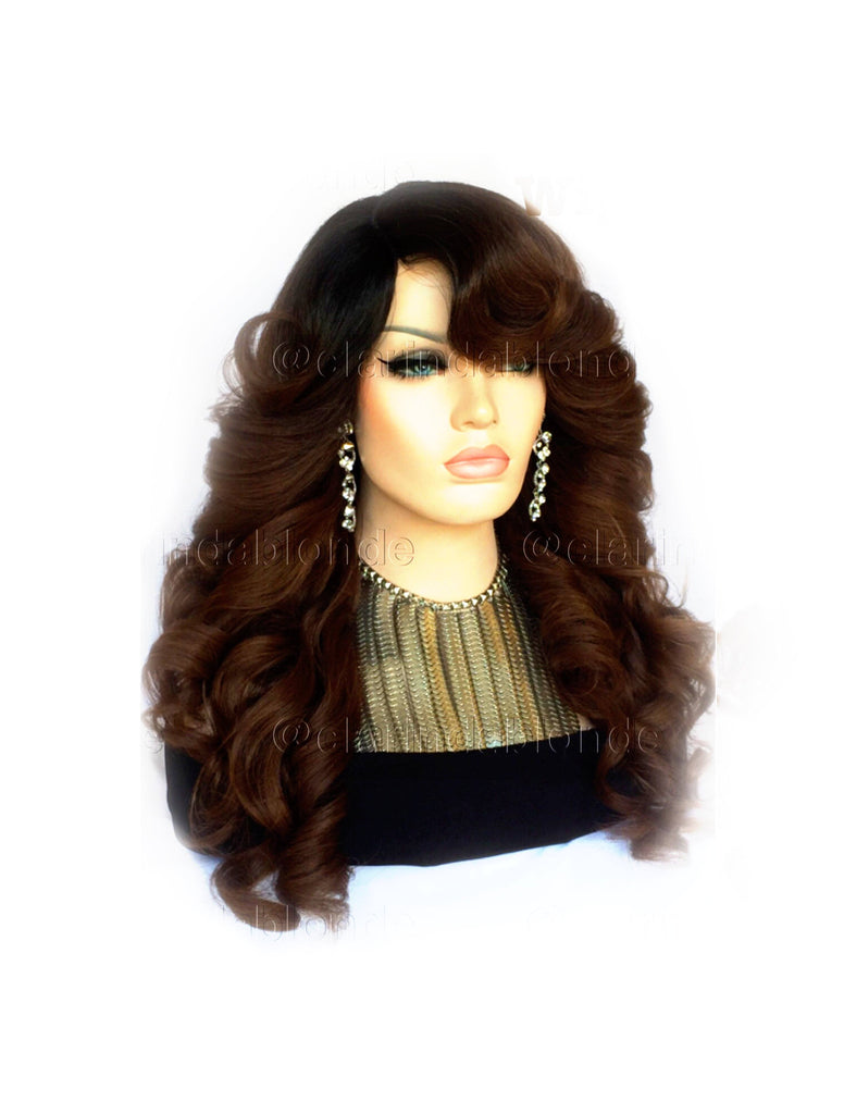 Wig Brittany - Shop Human hair wigs, Skin care & 3D eye-lenses/Eyelashes online!