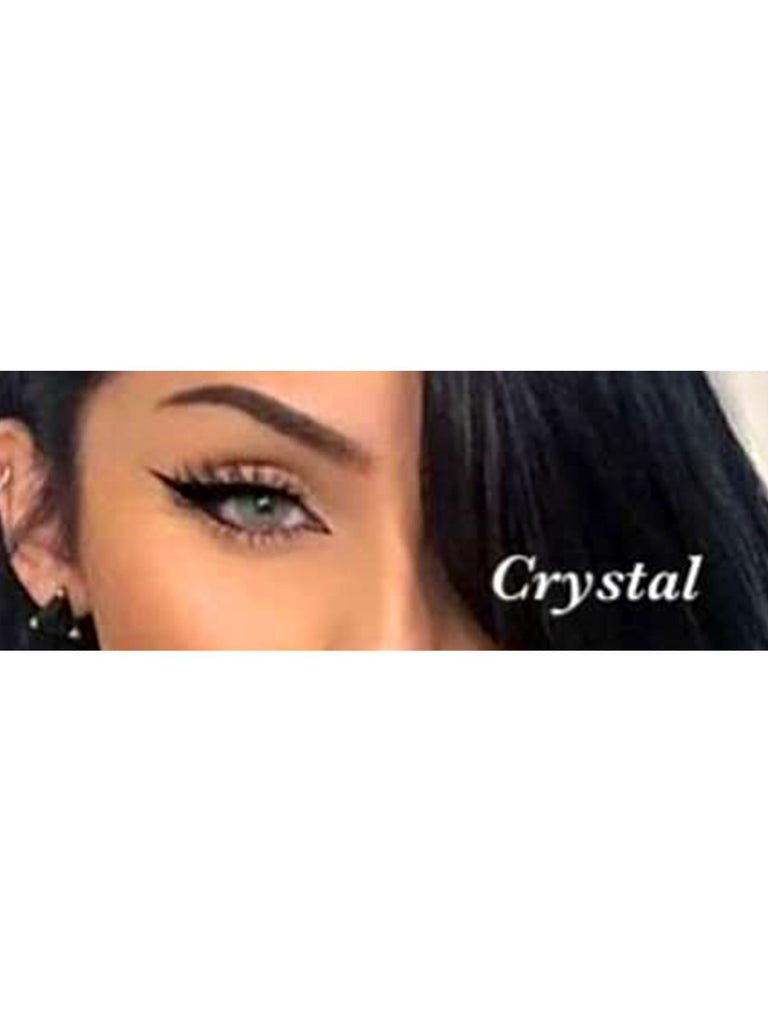 crystal Eye drama Clarinda Blonde