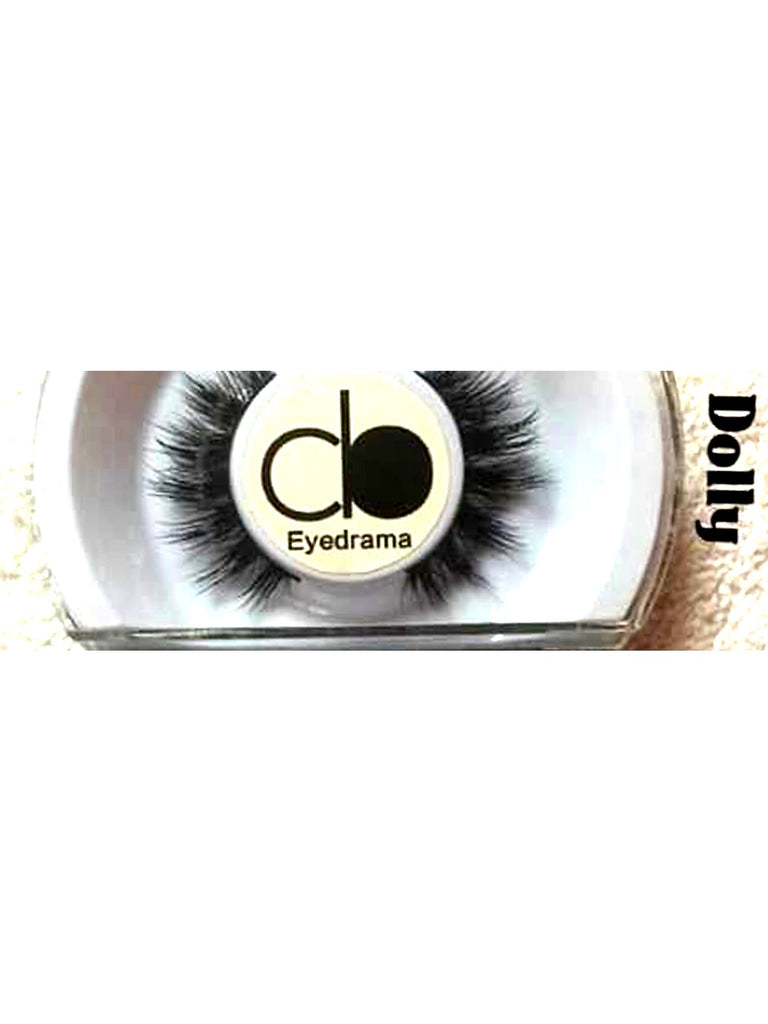 dolly lashes Eye drama Clarinda Blonde