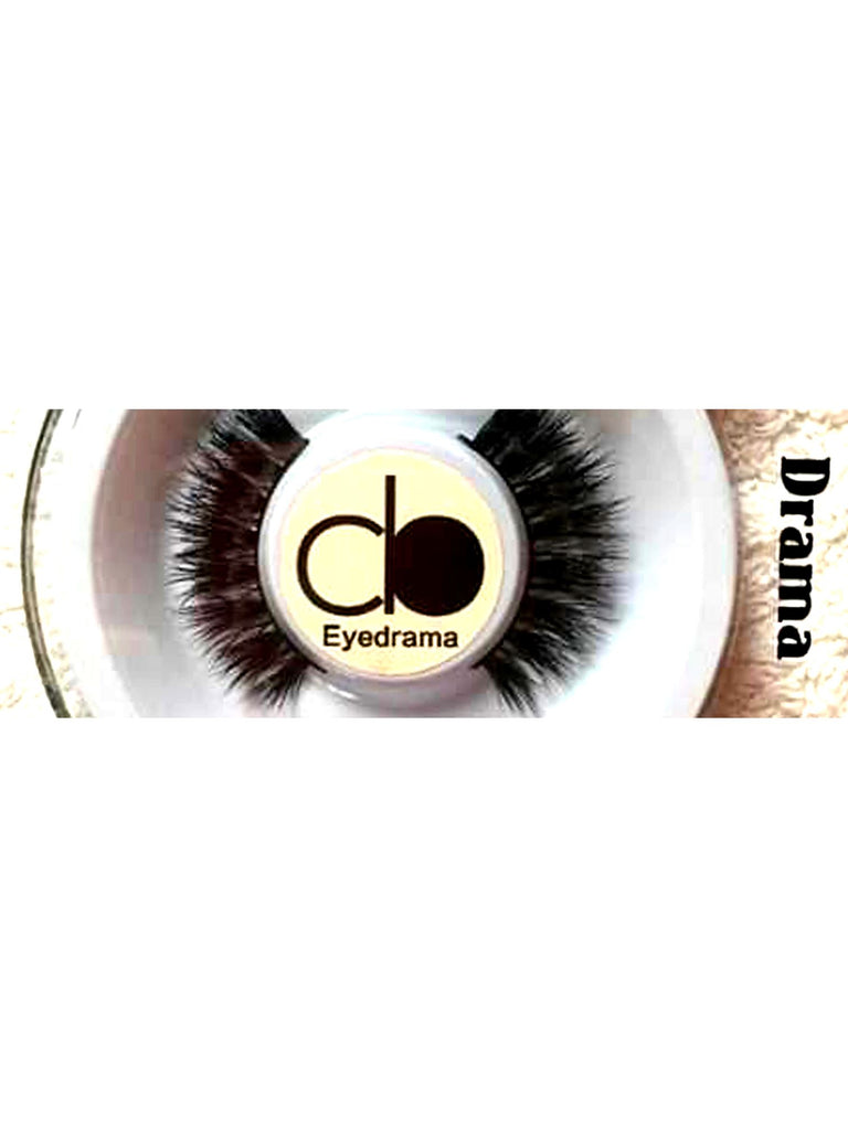 drama lashes Eye drama Clarinda Blonde