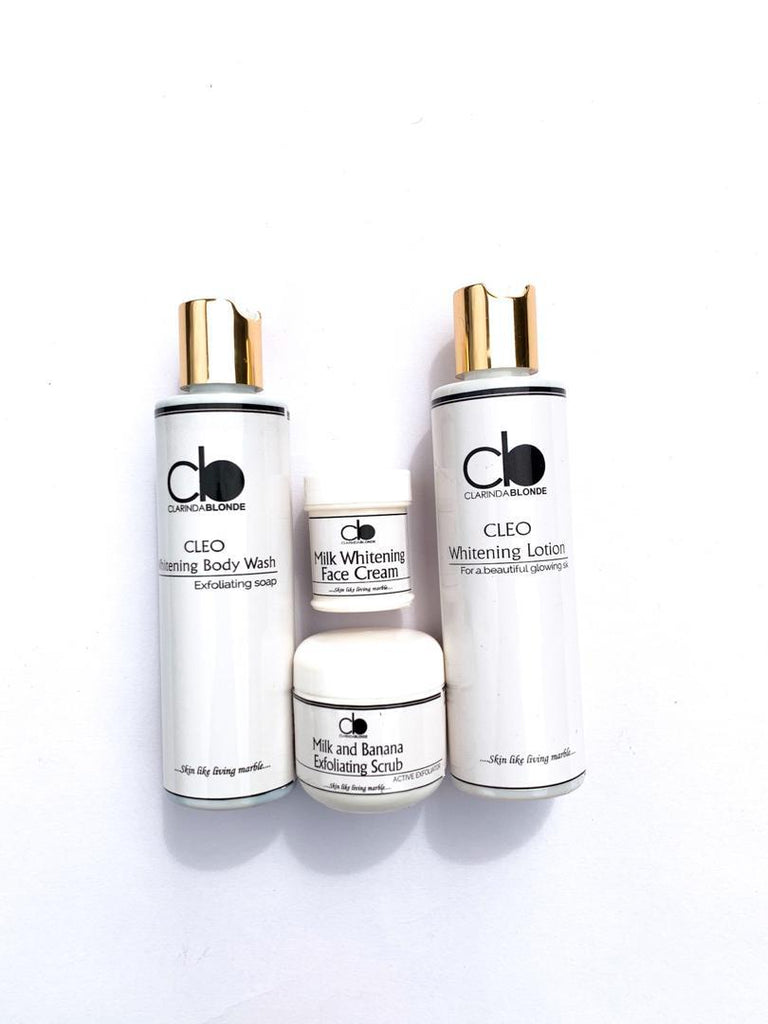 ECONOMY SET Skin Care Clarinda Blonde