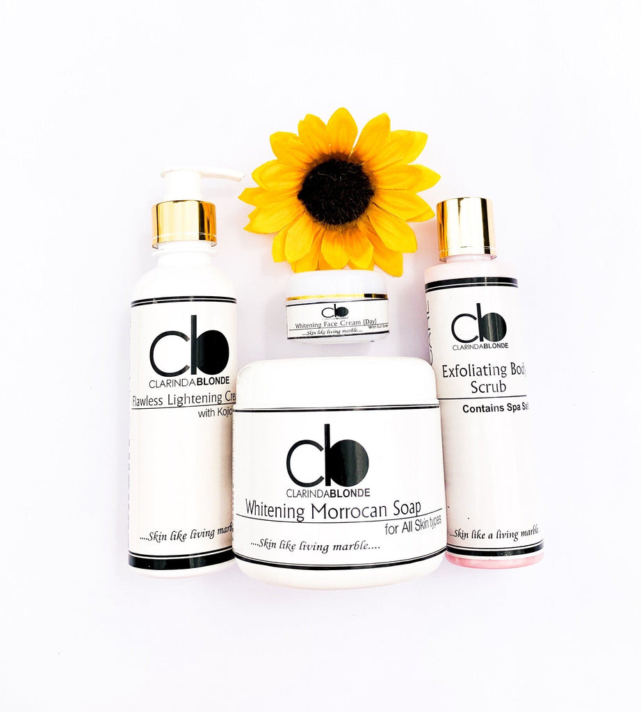 FLAWLESS LIGHTENING SET Skin Care Clarinda Blonde