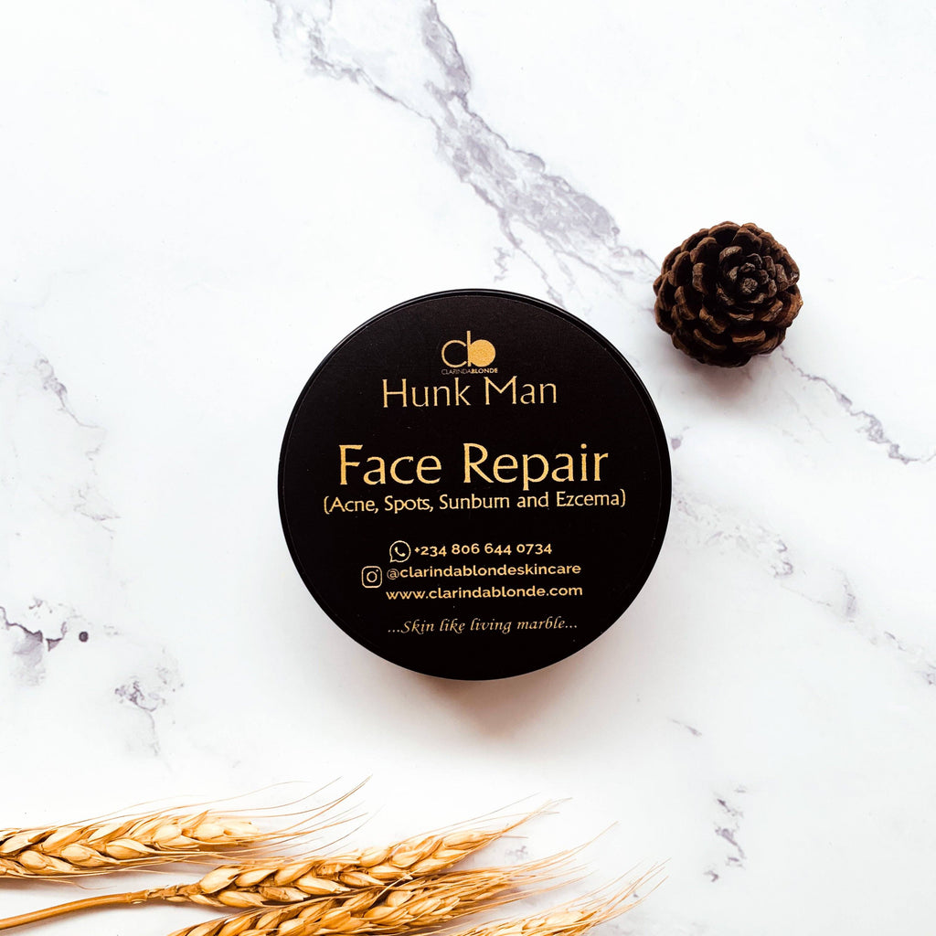 HUNK MAN FACE REPAIR Skin Care Clarinda Blonde