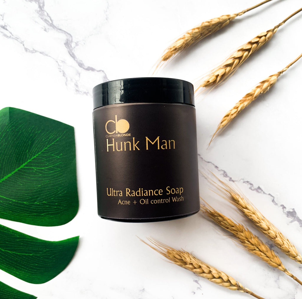 HUNK MAN ULTRA RADIANCE SOAP (250ml) Skin Care Clarinda Blonde