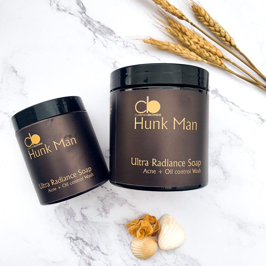HUNK MAN ULTRA RADIANCE SOAP (500ml) - Shop Human hair wigs, Skin care & 3D eye-lenses/Eyelashes online!