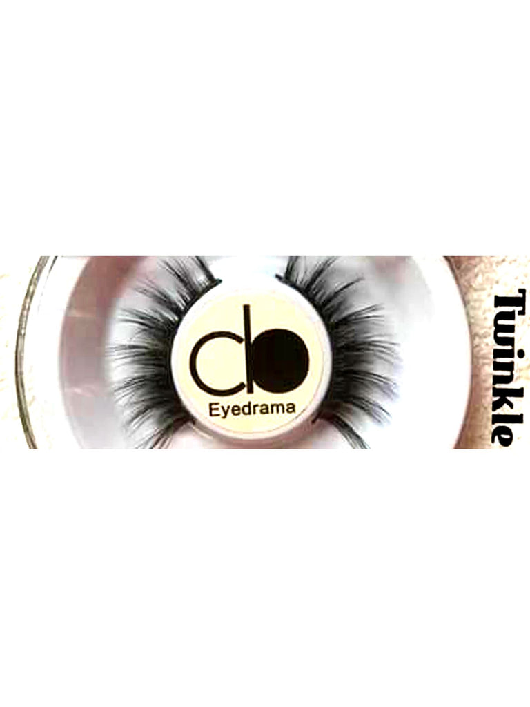 twinkle lashes Eye drama Clarinda Blonde