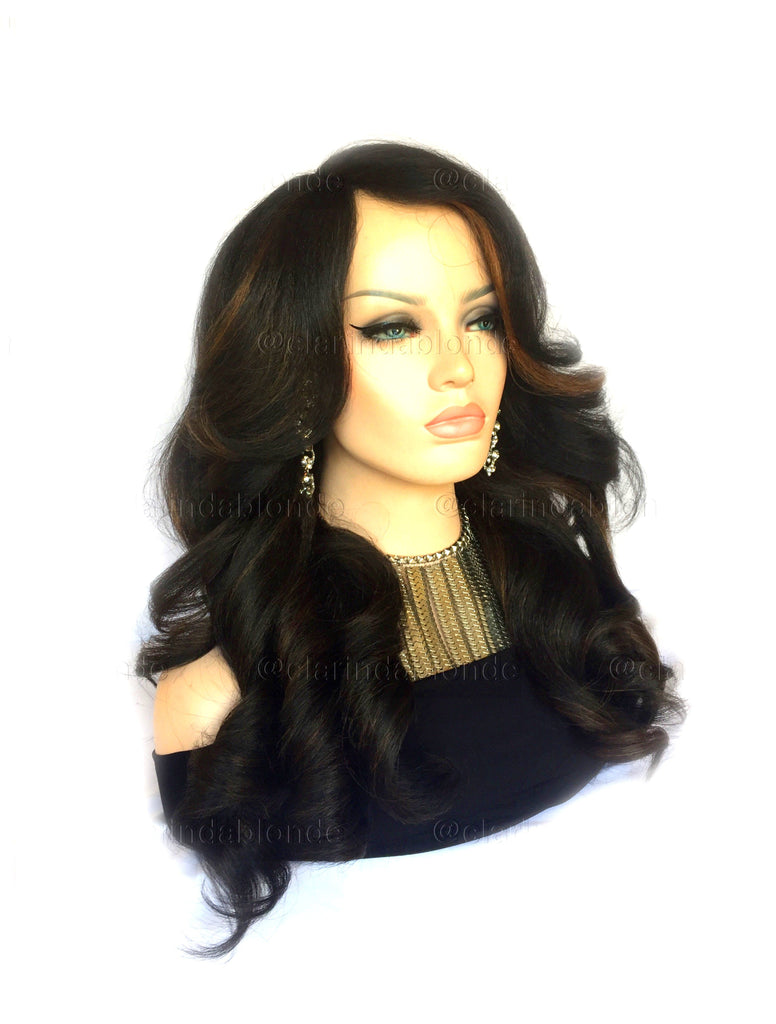 Wig Bernice - Shop Human hair wigs, Skin care & 3D eye-lenses/Eyelashes online!