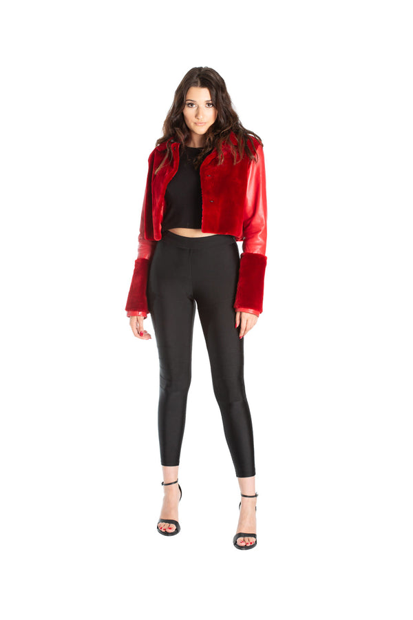 Heartbreaker Cropped Jacket