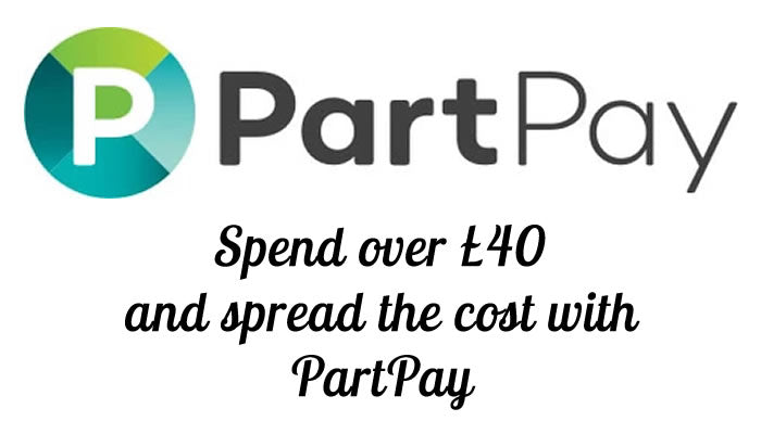 Spread the cost with PartPay  – Ebuysave