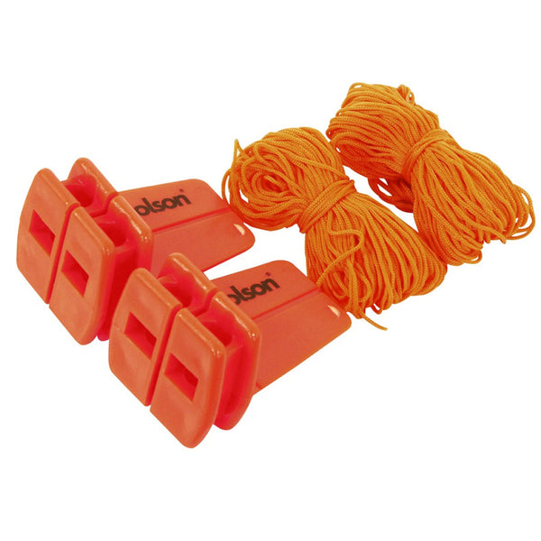 Brick Line & Block Set Measuring 18m Rope Building Brick Laying Rolson 52608