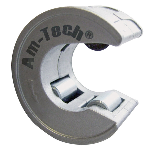 28mm Copper Pipe Tube Cutter Self-Locking Rotary Heavy Duty Cutter Amtech C0270