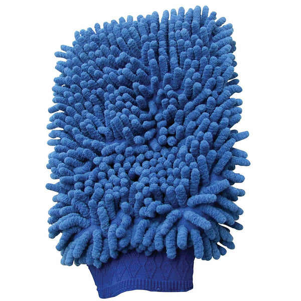 Microfibre Car Wash Washing Cleaning Mitt Glove Duster Micro Fibre Amtech S6316