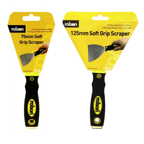 2 Pack Paint Scraper Rolson Wallpaper Stripper  Rolson