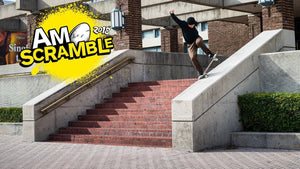 "Rough Cut: Gabriel Summers | ""Am Scramble"" Footage"