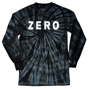 ARMY LONG SLEEVE - TIE DYE