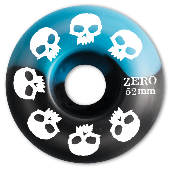 Multi-Skull Wheel 52mm