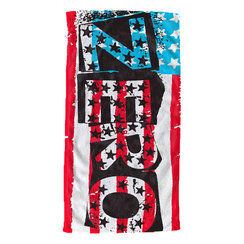 American Punk Towel