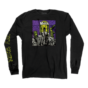 Zero x Misfits long sleeve tee