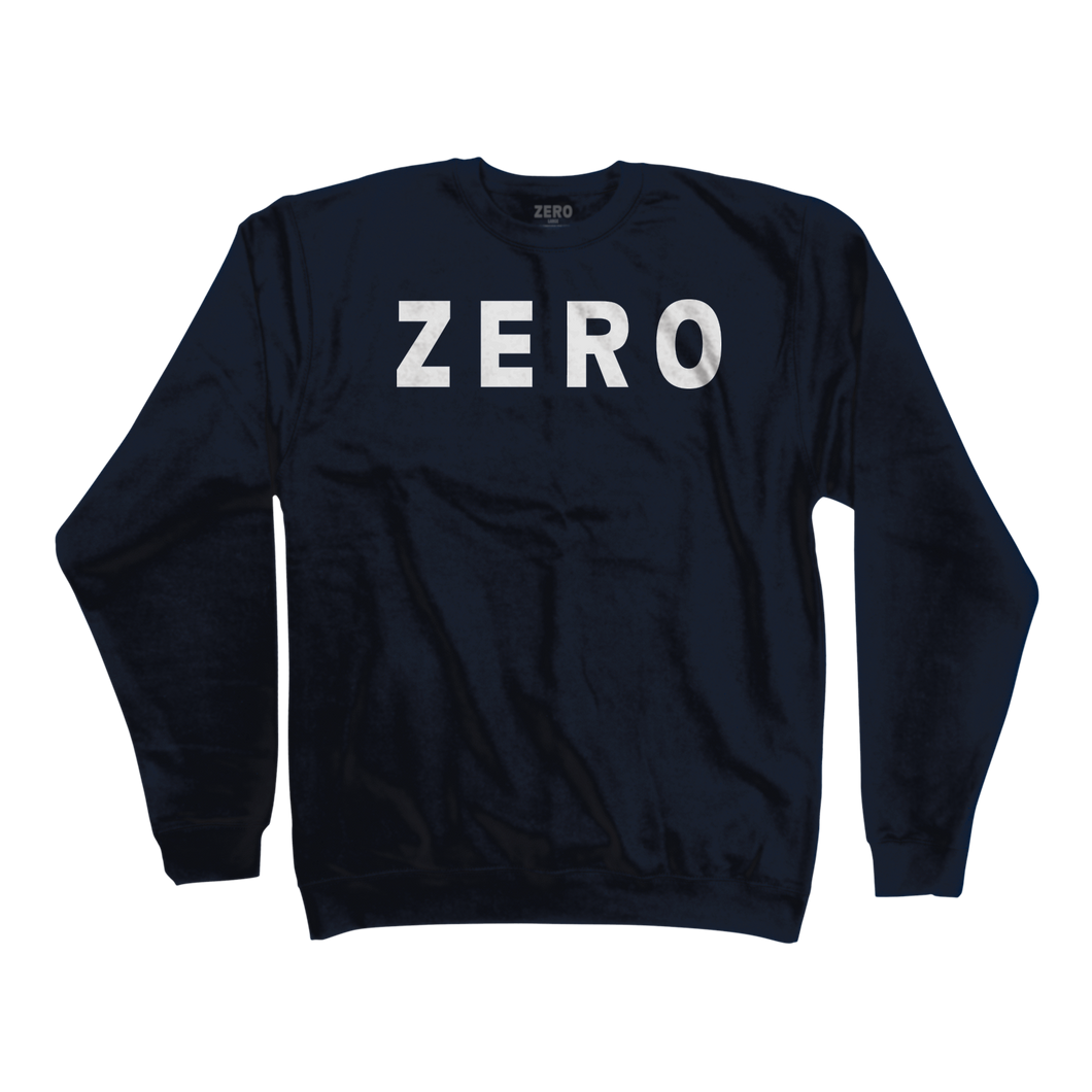 ARMY CREW NECK - NAVY