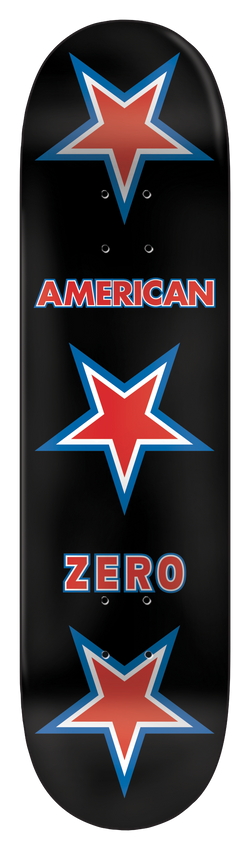 AMERICAN ZERO (BLACK DIPPED)