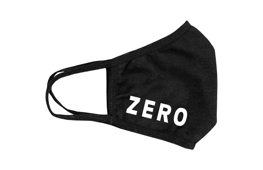 FACE MASK - ZERO ARMY (SMALL HIT)