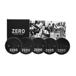 Zero Anthology DVD box set
