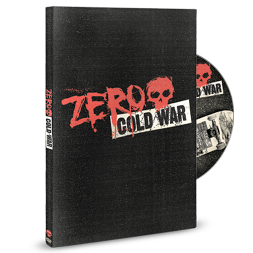 COLD WAR DVD