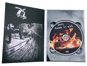 DAMN IT ALL DVD