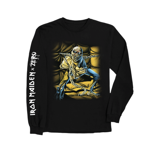 Iron Maiden long sleeve tee