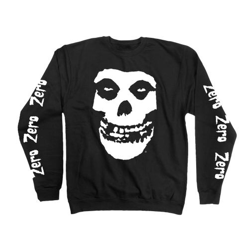 Zero x Misfits friend crewneck