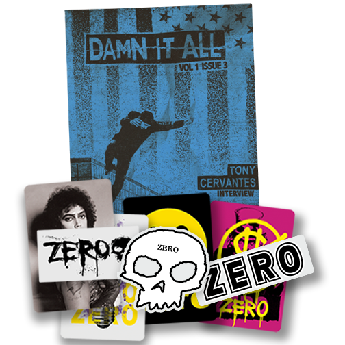 ZINE + STICKER PACK