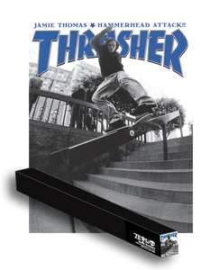 THOMAS - THRASHER COVER POSTER
