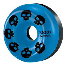 Zero blue black split wheel