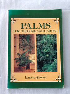 Palms for the Home and Garden
