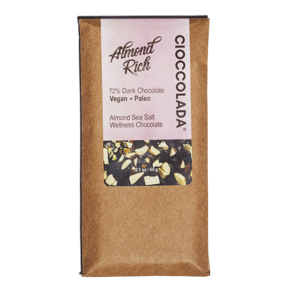 Almond Rich - Almond Sea Salt