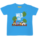 WILD ONE Jungle theme Baby / toddler t-shirt