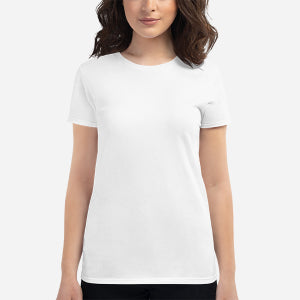 880 Ladies Ringspun Fashion Fit T-Shirt