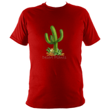 Desert Plants Children's T-Shirt