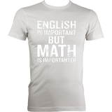 English Is Importend Men's T-shirt