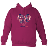 London Love children's Hoodie